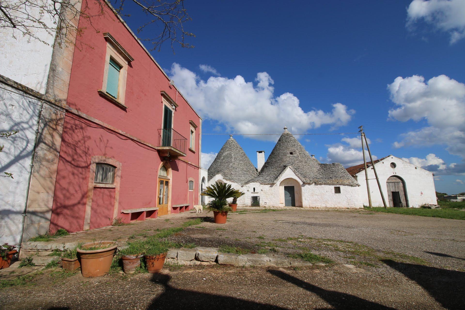Copertina articolo Mercato immobiliare delle masserie in Puglia