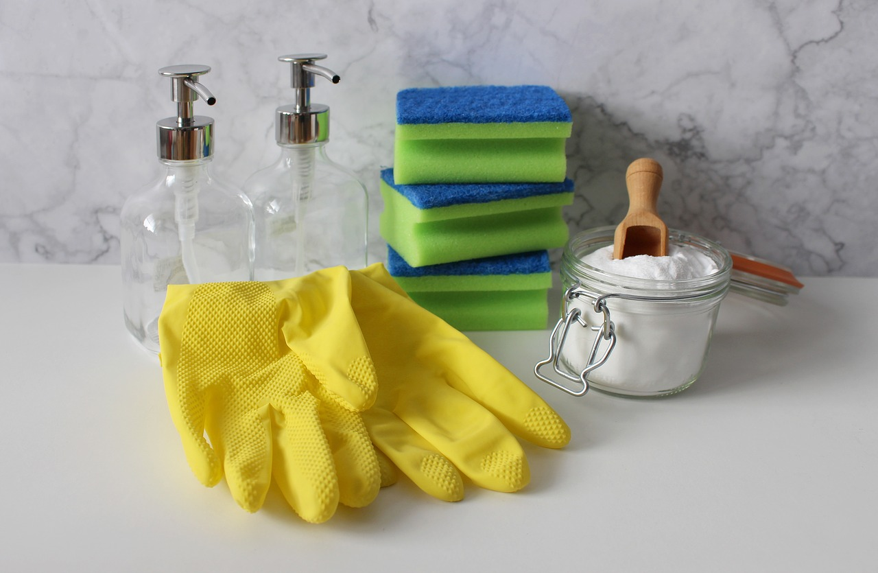 Copertina articolo Pulizia della casa: metodi per vivere bene in casa